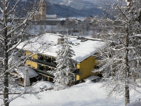 Grundlers Hotel Restaurant Spa: vue du dessus
