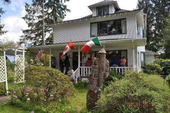 Twilight Tours in Forks: The Cullen House & The Cullen House - Picture of Twilight Tours in Forks Forks ...