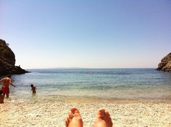 Sivota, Grækenland: Mikri Ammos, Syvota