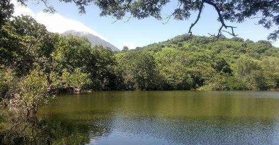 Laguna Charco Verde: Concepción