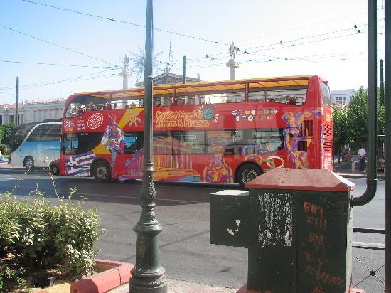 City Sightseeing Athens & Piraeus: CitySightseeing bus Athens