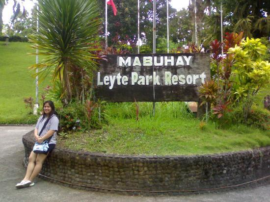 Leyte Park Resort Hotel Front View