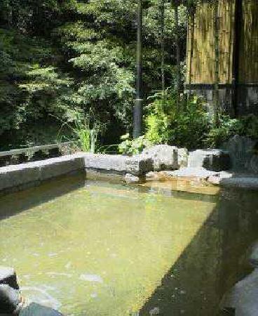 Kaizuka, Japonya: 露天風呂
