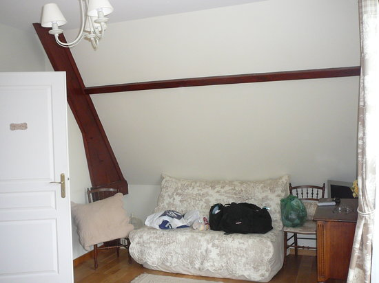 Clos de l'Ermitage : chambre