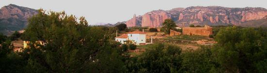 Murillo de Gallego, Espanha: Hotel con Encanto el Corral de Concilio: Pueblo de Concilio