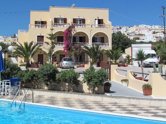 Romantic Spa Resort: villa romantic vue de l'extérieur