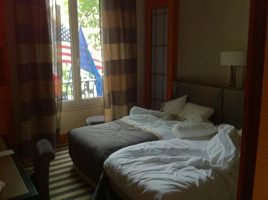 Holiday Inn Paris Gare de Lyon Bastille : Room