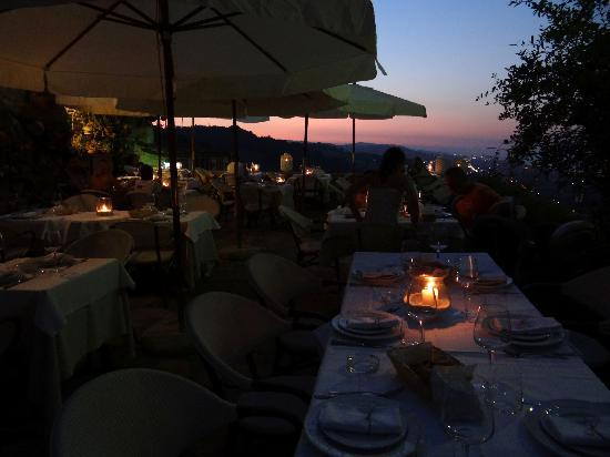 Torre di Palme, Италия: il nostro ristorante