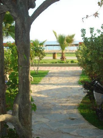 Kamelya Selin Hotel: entré bungaloow