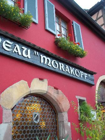 Caveau Morakopf : le Morakopf