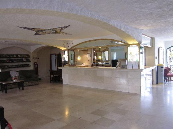 Hotel Perla Tenerife: reception area