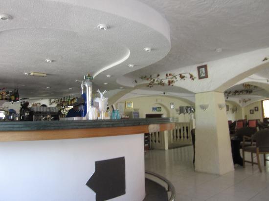 Hotel Perla Tenerife: bar area