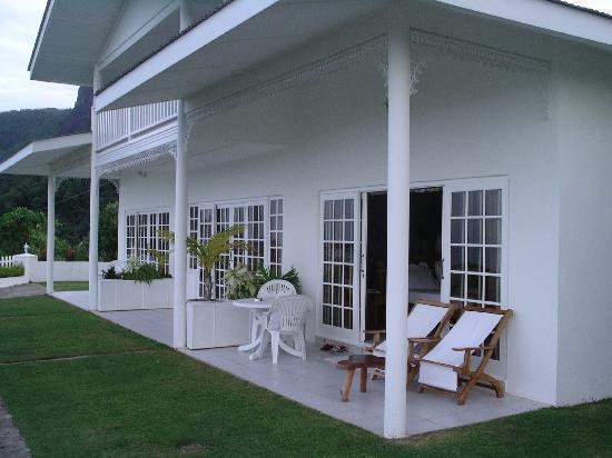 Le Sans Souci Guesthouse: Le Sans Souci - Les chambres
