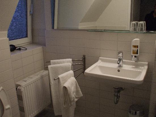Hotel an der Marienkirche: bagno
