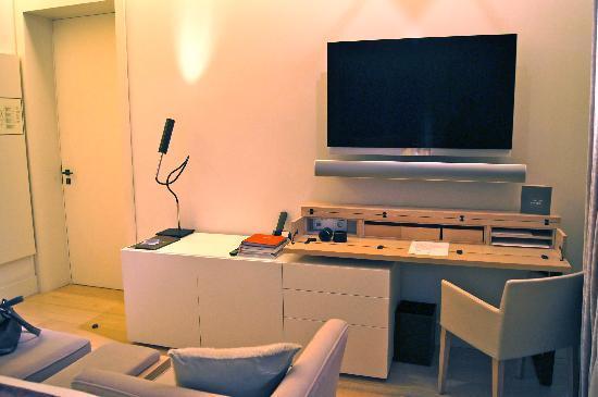 ABaC Barcelona: habitación