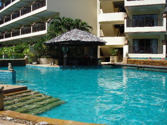 Krabi La Playa Resort: Cool and inviting!
