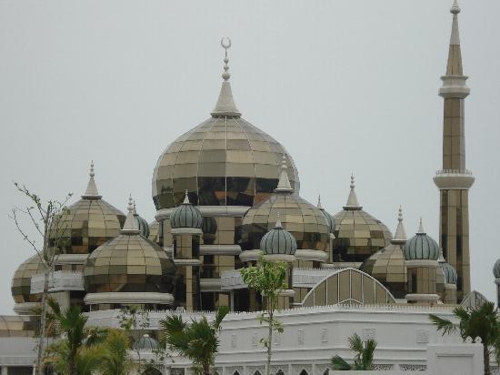 Kuala Terengganu, Malaysia: Kristal Mosque