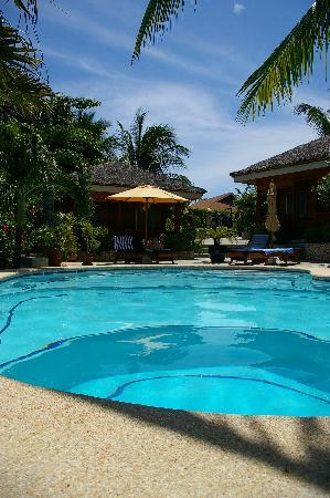 Magic Island Dive Resort: Swimmingpool