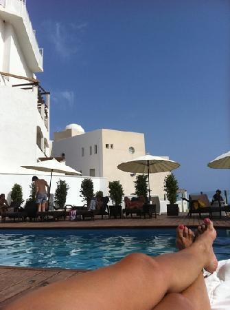 Hotel Valhalla Spa: piscina
