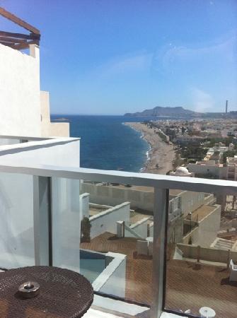 Hotel Valhalla Spa: vistas desde la habitación
