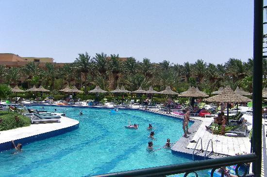 Giftun Azur Resort: Pool