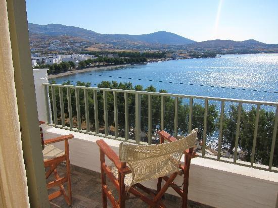 Agali Bay Hotel: balcony2