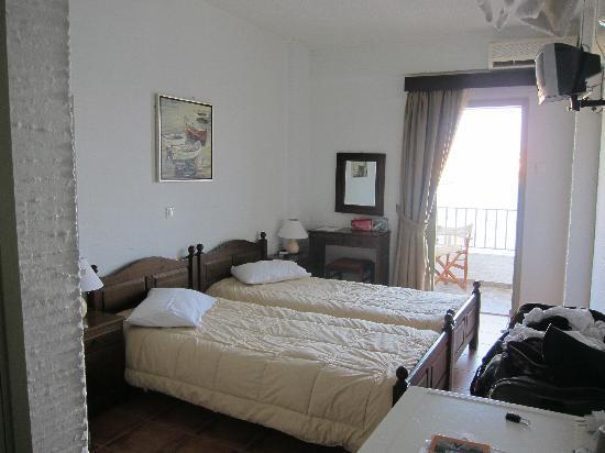 Agali Bay Hotel: my room