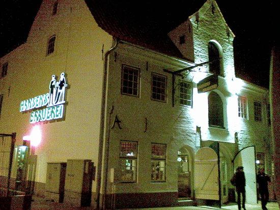 Hansens Brauerei: Esterno Ristorante
