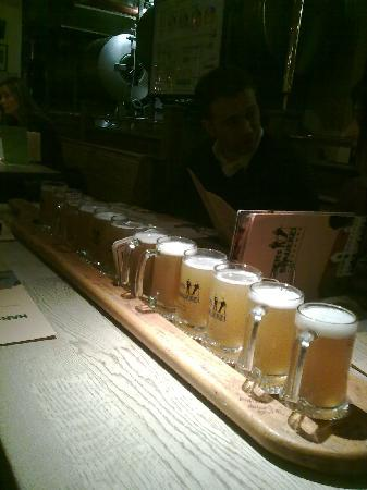 Hansens Brauerei : Il Metro di Birra