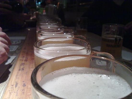 Hansens Brauerei: Il Metro di Birra