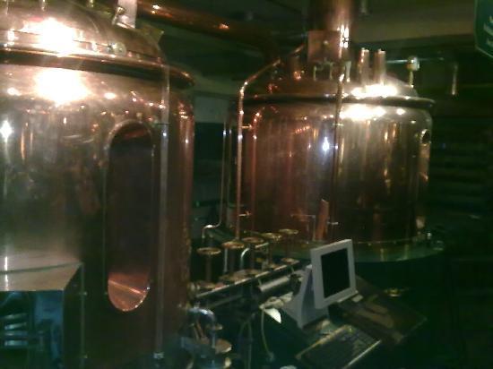 Hansens Brauerei : La produzione della Birra