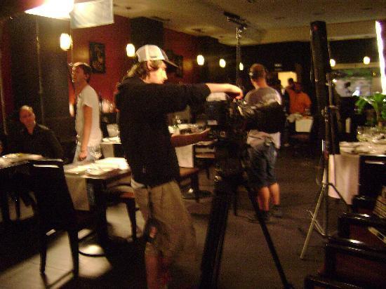 Consida tv bild fr n restaurante tokyo madrid tripadvisor - Restaurante tokio madrid ...