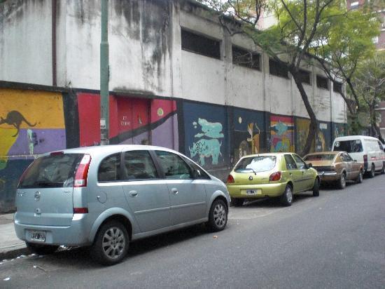 AAAApartments : Across the Street