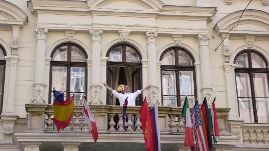 Hotel President: The President Hotel