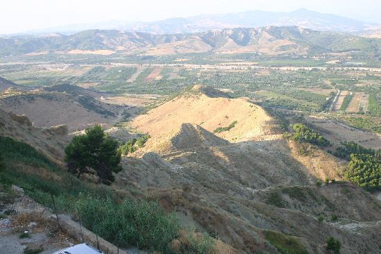 Montalbano Jonico, Italia: Veduta dalla terrazza