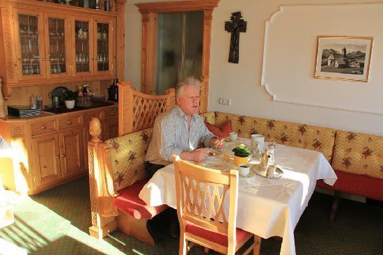 Antonius Hotel: Frühstück im Hotel Antonius.