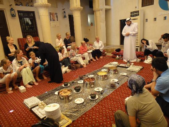 Sheikh Mohammed Centre for Cultural Understanding: Breakfast