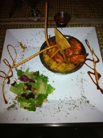 Greenhouse Cafe Dorado: All meals presented with flair !