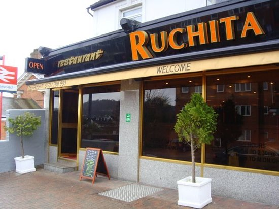 Redhill, UK: The Ruchita