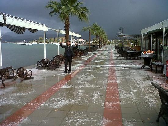 เฟทิเย, ตุรกี: fethiye winter