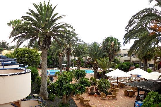 Hotel Atlantis Dunapark : Zona piscina