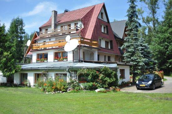 Poronin, Polonia: het hotel