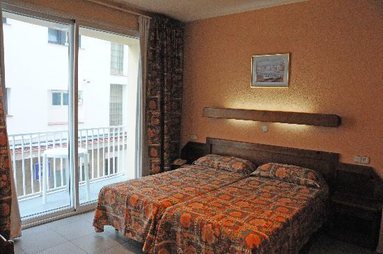 Hotel S'Agoita: habitaciones