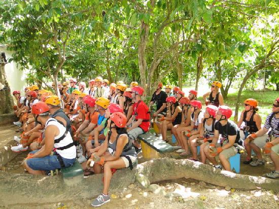 Canopy Adventure Zip Line Tours : Canopy Adventure Punta Cana