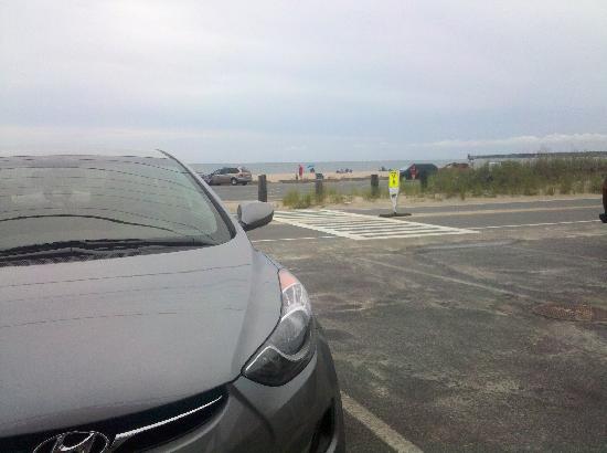 Ocean View Motel: The Beach