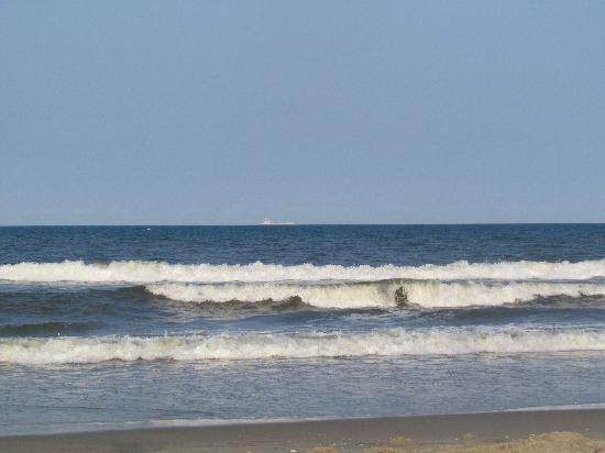 Cape Hatteras KOA: The beach