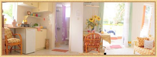 Evli Apartments : interior