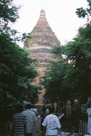 Pagode de Shwesandaw
