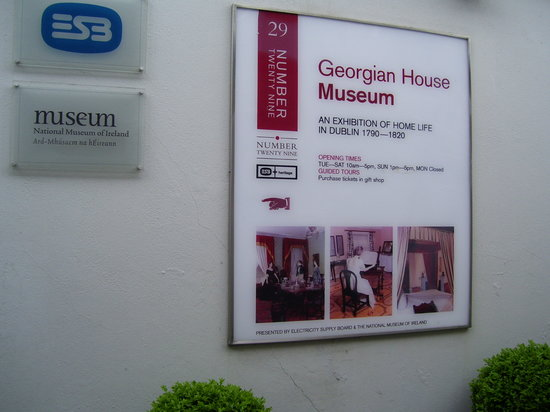 Number Twenty Nine - Georgian House Museum