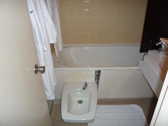 Salle de bains Hôtel SAWA